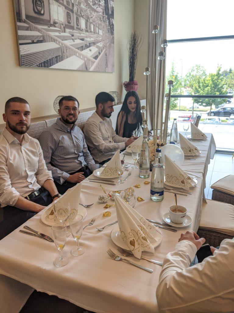 Raum mieten Gersthofen? ARAM Restaurant in Gersthofen bietet den nötigen Platz